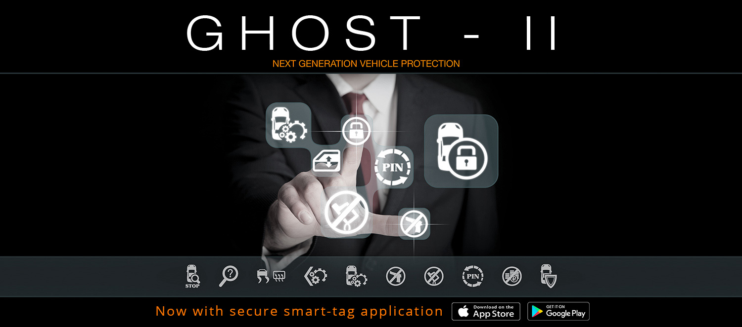 Autowatch Ghost car immobiliser